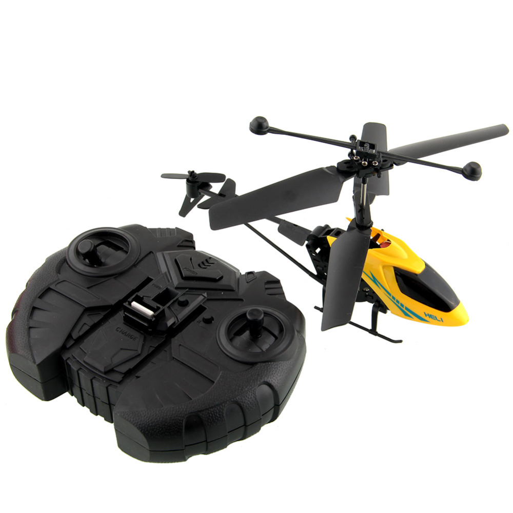 Mini Shatter Resistant Radio Remote Control Aircraft 2 5CH RC Helicopter  Kids Toy Gifts free shipping