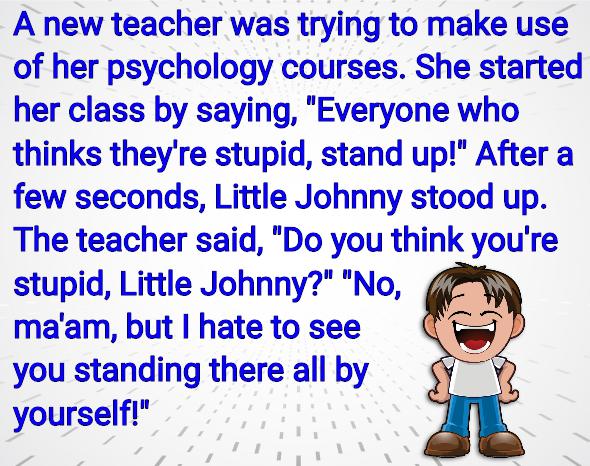 Best Little Johnny Jokes