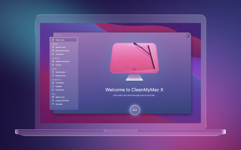 CleanMyMac X latest update
