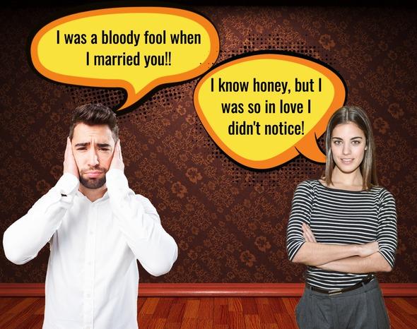 funny getting married joke